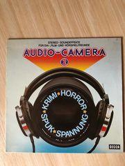 Audio-Camera 2 Stereo-Soundeffekte für Dia-