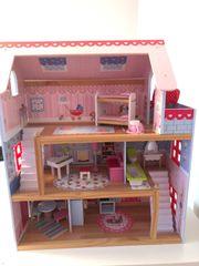 Puppenhaus Chelsea Kidskraft