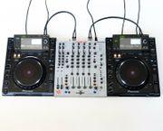 Pioneer Allen Heath DJ Set