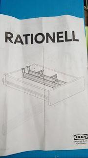 Ikea Schubladenteiler Rationell