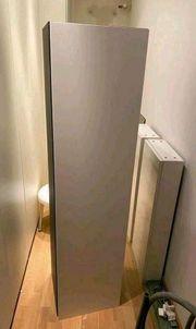 Godmorgon Ikea Badschrank Hochschrank weoß