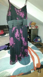 Kleid knielang Größe 46