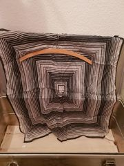 Schal - Tuch - Schwarz Weiß - Schick
