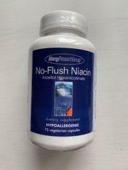 No-Flush Niacin - B3 - 3 Packungen