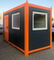 Bürocontainer Wohncontainer Neu Büro - Neu-