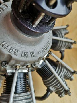 Seidel 7 Zylinder Sternmotor ST: Kleinanzeigen aus Wien - Rubrik RC-Modelle, Modellbau