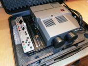 Diaprojektor-Set Rollei twin MSC 300