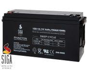 SIGA AGM Batterie 150AH