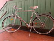 Nostalgie Fahrrad neue Reifen neue