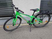 Verkaufe ein Fahrrad von Stevens