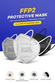 10 x FFP2 Maske CE zertifiziert