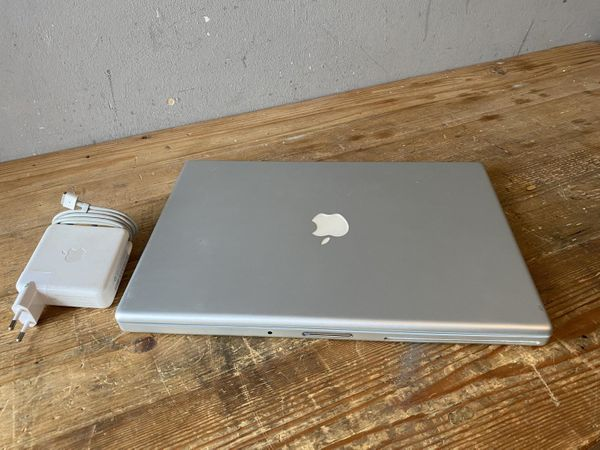 Apple Macbook Pro 15 Anfang