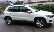VW Tiguan zu verkaufen