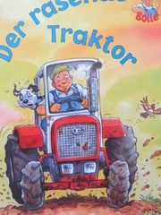 BAUER BOLLE - Der rasende Traktor