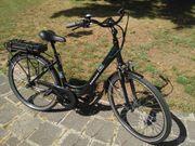NEUWERTIG- 28 E-Bike m FREILAUF