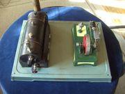 Dampfmaschine Fleischmann