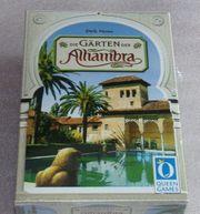 Die Gärten der Alhambra - Brettspiel