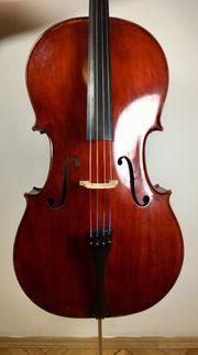 Cello verkauft