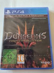 Dungeons - complete collection ps4 - Sealed