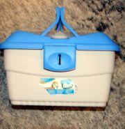 Transportbox Katzentransport Trixie Katzenkorb hellgrau