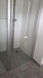 Duschtüre Pendeltür Modell DUO 400