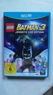 Wii U Spiel Batman 3