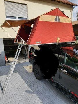 Campingartikel - Dachzelt BEDUIN 4-personen