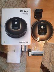 Saugroboter iRobot Roomba 980 mit