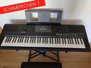 SCHNÄPPCHEN Yamaha PSR-EW400 Keyboard NEUWERTIG