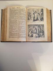 Bibel Antiquität von 1907 Deutsch