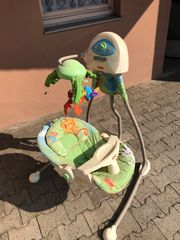 Batteriebetriebene Kinderschaukel Wippe