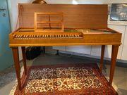 Klangschönes hochwertiges Sassmann Clavichord nach