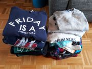 ca 20 Kleidungsstücke für Jungs