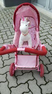 Lillifee-Puppenwagen für Mädchen ab 2
