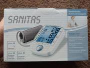 Sprechendes Blutdruckmessgerät SANITAS SBM52 mit