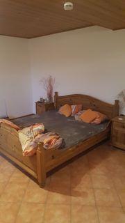Schlafzimmer masiv Holz