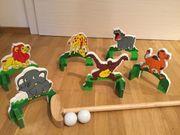 Kinder Golf Holz
