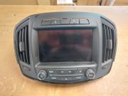 Radio Navigation Opel Insignia Monitor