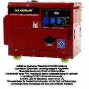 Diesel Notstromaggregat SK8500DE Angebot nur