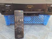 Sony Videorecorder SLV E 500