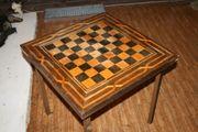 Schach Spiel Ecktisch oder auch