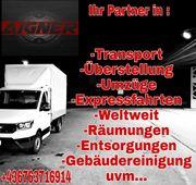 Transporte Umzüge Expressfahrten