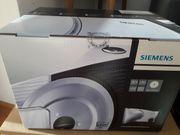 Siemens Schneidemaschine Brot Wurst etc