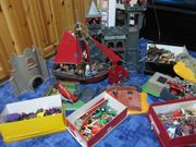 Playmobil riesen Set mit Piratenschiff