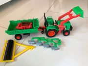 Playmobil Traktor 3500 Anhänger 3501