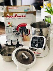 Küchenmaschine von Moulinex Cuisine Companion