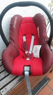 Maxi Cosy Baby Autositz zu