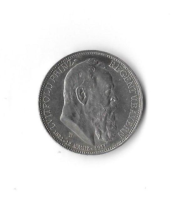 3 Mark 1911 Silber