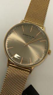 KENNETH COLE KC15183002 Armbanduhr Gold