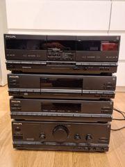 Philips Stereoanlage Nostalgie